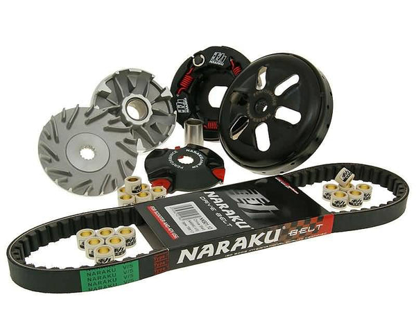 super trans kit Naraku 1E40QMB 788mm for Keeway, CPI, QJ