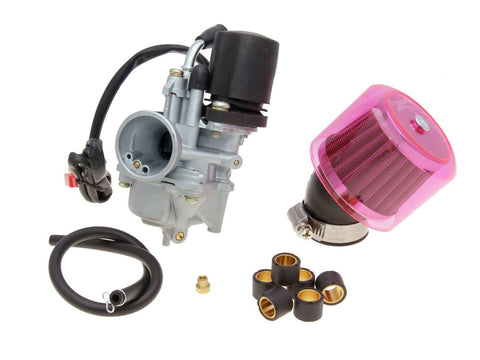 carburetor kit sport for Minarelli, CPI horizontal