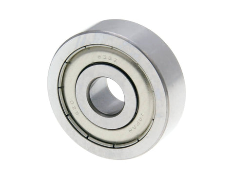 ball bearing radial sealed 638-2Z - 8x28x9mm
