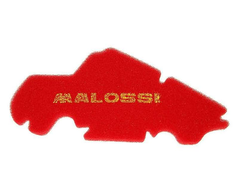 air filter foam element Malossi red sponge for Piaggio Liberty 50 2-stroke