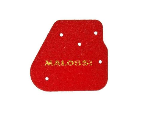 air filter foam element Malossi red sponge for CPI, Keeway