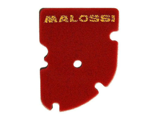 air filter foam Malossi double red sponge for Piaggio MP3, X8, X9, Vespa GT, GTS, GTV 125-300ccm