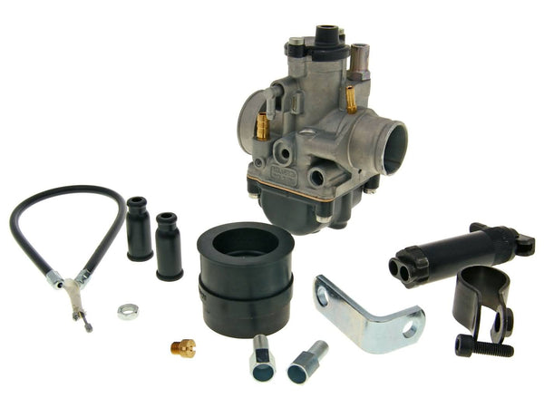 carburetor kit Malossi PHBG 21 BS for Peugeot 100cc