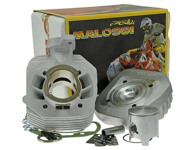 cylinder kit Malossi MHR replica 50cc for Peugeot horiz. AC (carburetor)