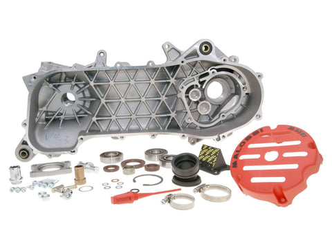 crankcase Malossi RC-One 94cc for Piaggio 50 LC long version