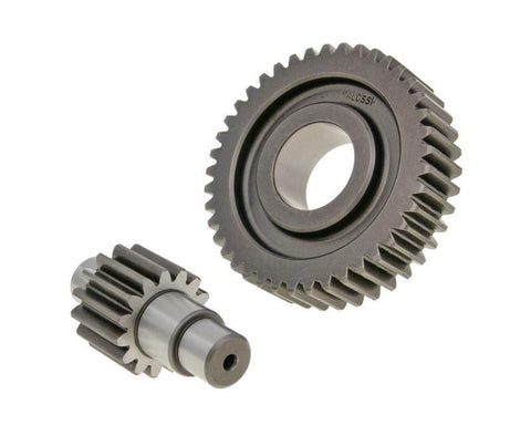 secondary transmission gear kit Malossi HTQ 15/41 for Piaggio Leader engines