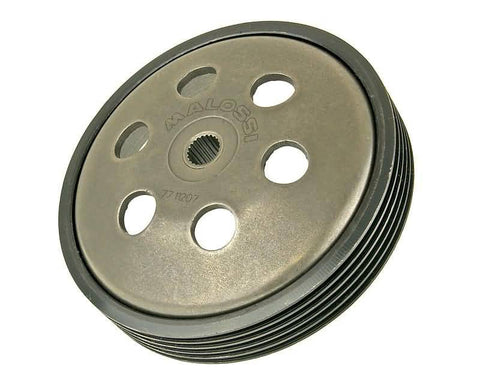 wing clutch bell Malossi 107mm for Piaggio, Gilera, Peugeot