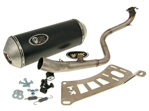 exhaust Turbo Kit GMax 4T for Keeway 125cc, 150cc LC