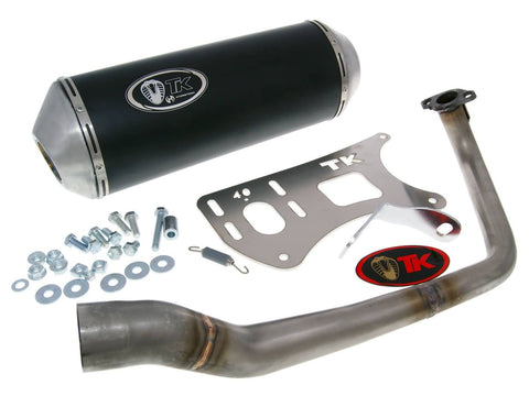 exhaust Turbo Kit GMax 4T for SYM Symphony SR 125