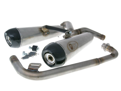 exhaust Turbo Kit Double for Honda MSX / Grom 125