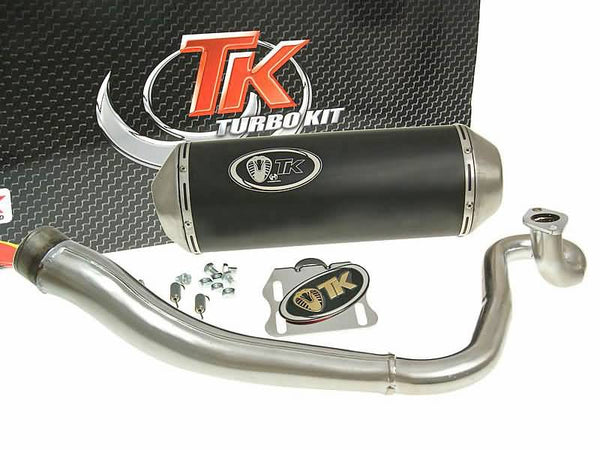 exhaust Turbo Kit GMax 4T for China scooter GY6 125/150cc