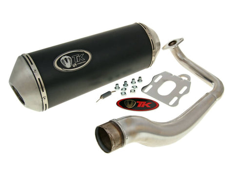 exhaust Turbo Kit GMax 4T for Znen, China 4-stroke 16 inch wheel