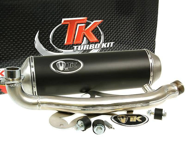 exhaust Turbo Kit GMax 4T for Suzuki Burgman 400i (03-)