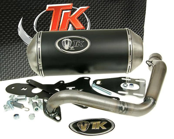 exhaust Turbo Kit GMax 4T for Znen Retro, GY6 125/150cc