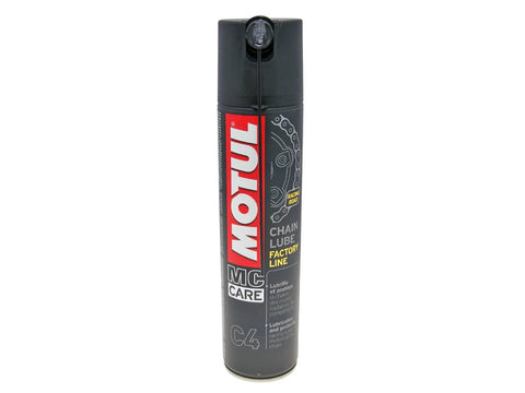 Motul MC Care C4 chain lube factory line racing road 400ml