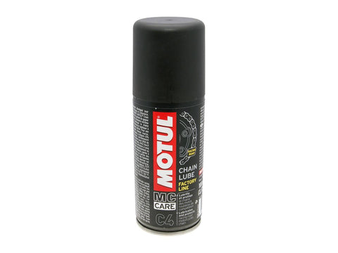 Motul MC Care C4 chain lube factory line racing road 100ml