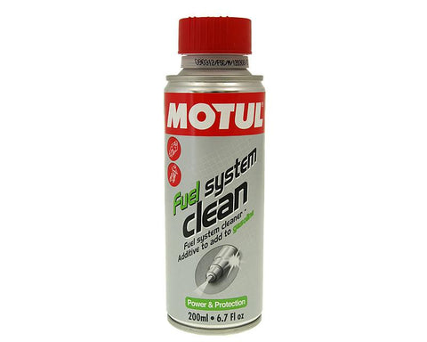 Motul fuel system cleaner 200ml