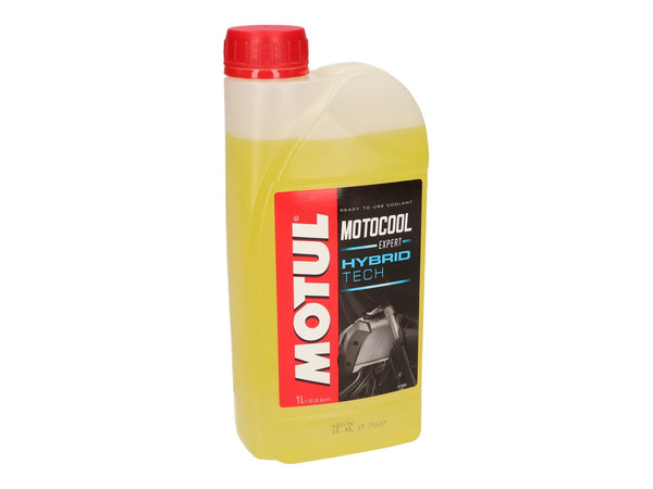 Motul Motocool Expert coolant anti-freeze anti-corrosion 1Liter