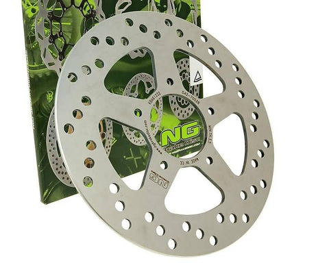 brake disc NG for Aprilia Tuareg, Rieju RS2, Malaguti Drakon