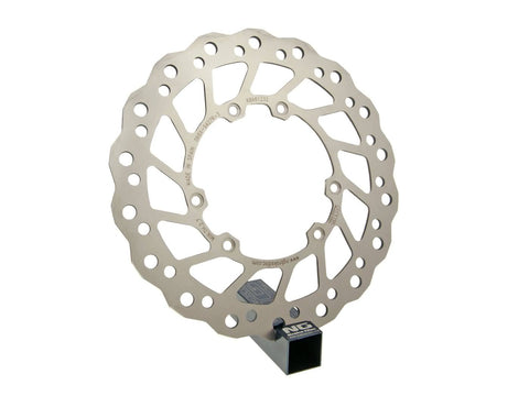 brake disc NG Wavy for Honda CR, CRE, CRF front