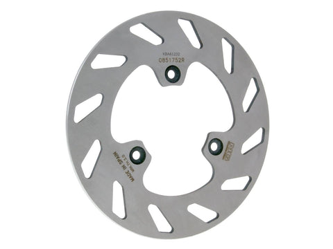 brake disc NG for Derbi FDS 50 rear