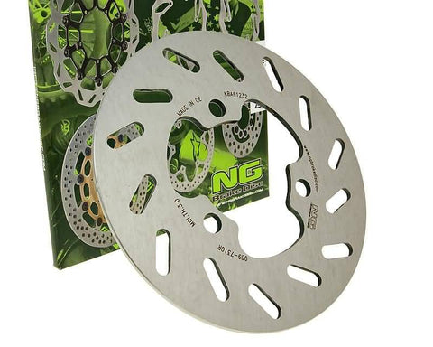 brake disc NG for Derbi Fénex, Senda