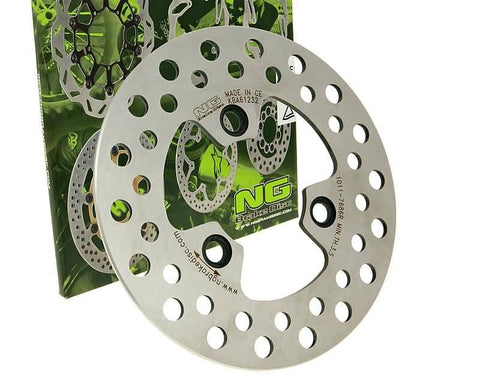 brake disc NG for Kymco Agility, Dink, Super 9, MXU