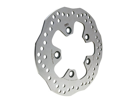 brake disc NG Wavy for Kymco KXR, MXU 250, Maxxer 300