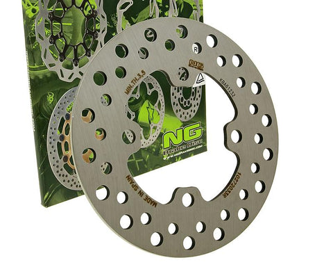 brake disc NG for Honda Rincon 680 EFI