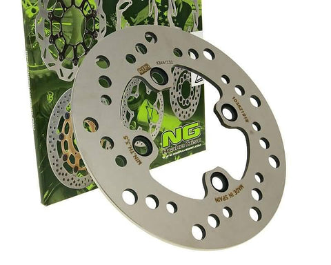 brake disc NG for Honda CH 250 front