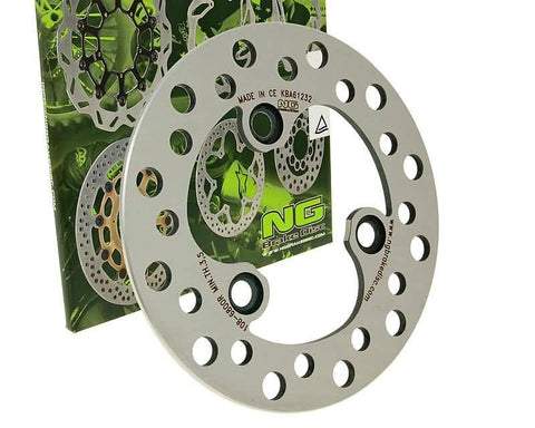 brake disc NG for Cagiva, Honda, Italjet, Kymco, SYM