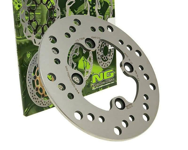 brake disc NG for Honda Helix, Spacio, Fusion 250 front