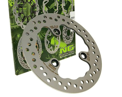 brake disc NG for SYM GTS Joyride, Shark rear