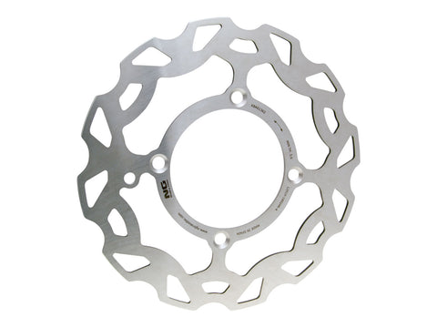 brake disc NG Wavy for Beta 50 RR Enduro, Motard (2012-) front