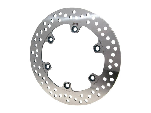brake disc NG for Yamaha MT 125 ABS, YZF 125 R ABS (2015-) rear