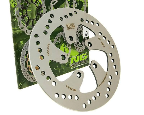brake disc NG for Aprilia Scarabeo 50, 125, 200