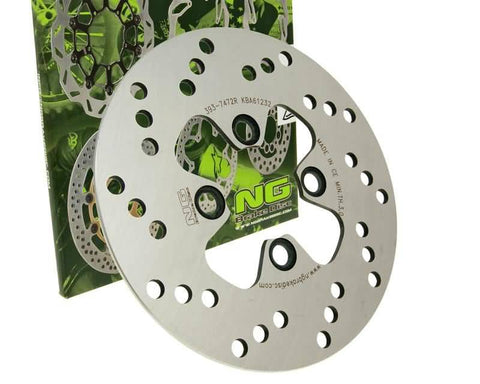 brake disc NG for MBK Booster, Yamaha BWs