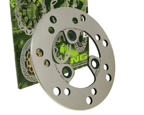brake disc NG for Aprilia, Italjet, MBK, Peugeot, Piaggio