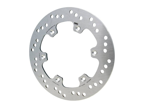 brake disc NG for Yamaha DT 125, WR 125, YZ125, TT 600