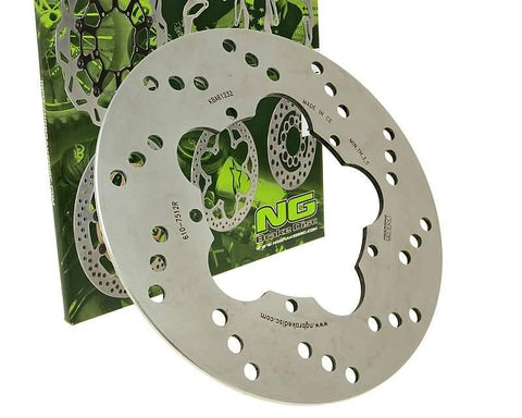 brake disc NG for Gilera, Piaggio, Vespa