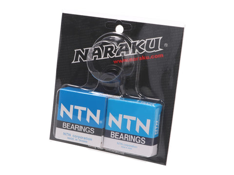 crankshaft bearing set Naraku heavy duty incl. oil seals for Kymco, SYM horizontal