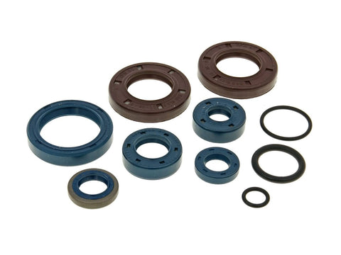 engine oil seal set for Beta RK6, RR6, ST 50 (KTM engine)
