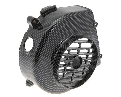 fan cover Naraku carbon look for 139QMB, Kymco 4-stroke 50cc