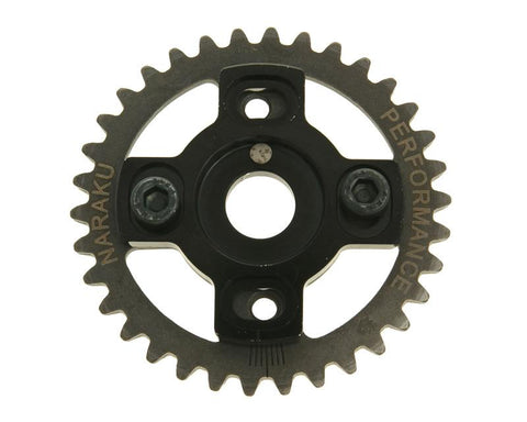camshaft timing gear Naraku for Yamaha Cygnus, BWs 125