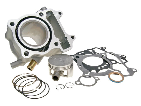 cylinder kit Naraku 125cc 52.4mm for Honda SH, NES, FES, PES, Keeway Outlook, Tell Logik 125
