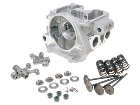 cylinder head Naraku 22/25, 66mm for Yamaha X-Max, YZF, WR 125
