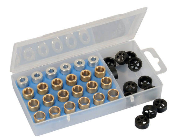 variator weights adjustment set Polini 15x12mm - 4.5-6.0g