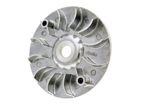 half pulley Polini Air Speed for Aprilia, Benelli, MBK, Yamaha