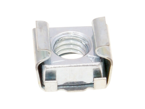 cage nut OEM 6mm for brake pedal, regulator / rectifier for Vespa, Piaggio, Ape