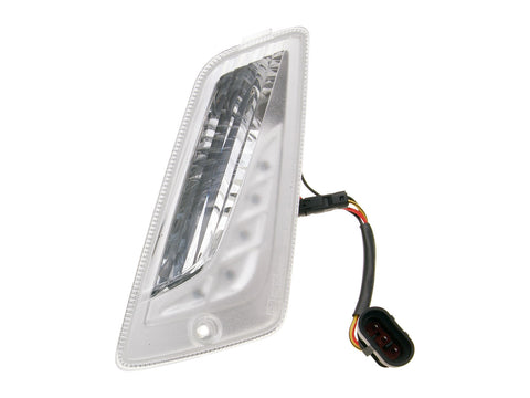 indicator front left OEM for Vespa GT, GTS, GTV